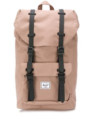 Herschel Supply Co. Little America Backpack Neutrals