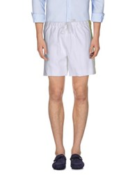 Opening Ceremony Trousers Bermuda Shorts Men White