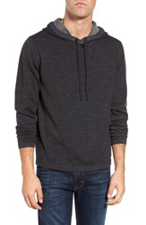 Tailor Vintage Men's Reversible Merino Wool Hoodie
