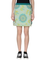 Pennyblack Skirts Mini Skirts Women Light Green
