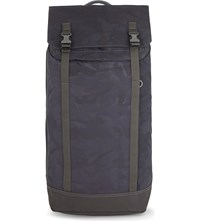 C6 Slim Canvas Backpack Grey