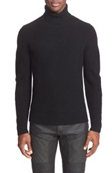 Belstaff Men's 'Littlehurst' Wool And Cashmere Turtleneck Sweater Black