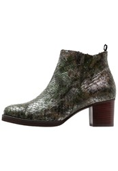 Gabor Ankle Boots Forest Dark Green