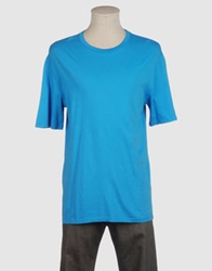 G750g Short Sleeve T Shirts Azure