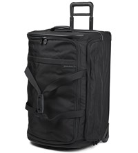 Briggs And Riley Baseline Large Upright Duffle Bag 71Cm Black