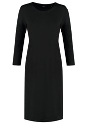 Opus Wenda Jersey Dress Black