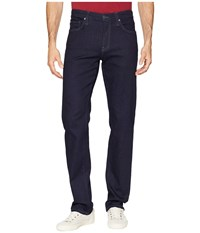 Agave Denim Classic The Standard Straight In Big Drakes Rinse Flex Big Drakes Rinse Flex Jeans Black