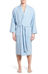 Men's Daniel Buchler Washed Linen Robe