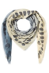 Zadig And Voltaire Printed Scarf