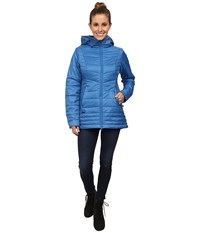 Outdoor Research Breva Parka Cornflower Rio Women's Clothing Blue
