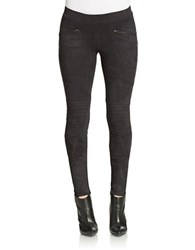 Buffalo David Bitton Ivana Zip Pocket Leggings Black