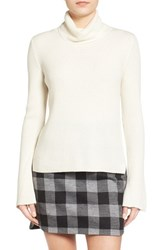 Madewell Women's Turtleneck Sweater Ivory