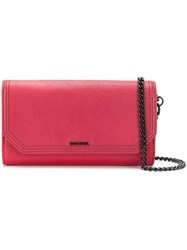 Diesel Gipsi Wallet Red