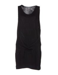Crea Concept Short Dresses Black