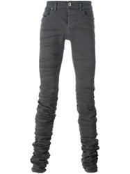 Diesel Black Gold Slim Fit Jeans Grey
