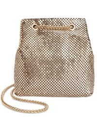 Inc International Concepts Kewtee Bucket Bag Only At Macy's Gold