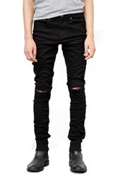 Blank Nyc Blanknyc Horatio Distressed Skinny Fit Jeans High Q