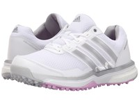 Adidas Adipower S Boost Ii Ftwr White Matte Silver Wild Orchid Tmag Women's Golf Shoes