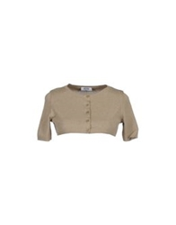 Moschino Cheap And Chic Moschino Cheapandchic Cardigans Khaki