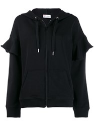 Red Valentino 'Love You' Zip Up Hoodie 60