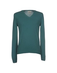 Fred Mello Sweaters Green