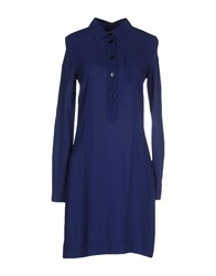 .Tessa Dresses Short Dresses Women Blue