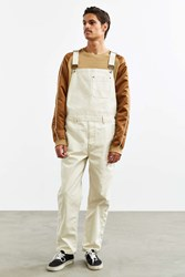 Bdg Dense Cotton Canvas Overall Cream