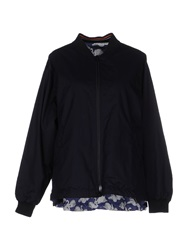 Paul And Joe Sister Jackets Dark Blue