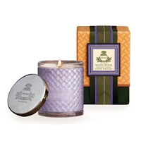 Agraria Woven Crystal Candle Lavender And Rosemary