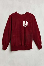 Urban Renewal Vintage Champion U Mass Sweatshirt Assorted