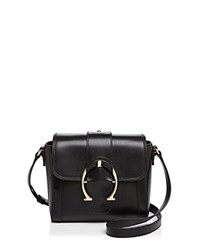 Etienne Aigner Eti Barrel Mini Crossbody Black