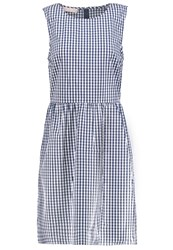 Stefanel Summer Dress Original Dark Blue