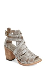 Women's Freebird By Steven 'Claw' Strappy Sandal Ice Leather