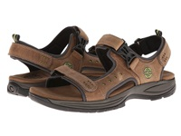 Dunham Nolan Dun 2 Strap Tan Men's Sandals