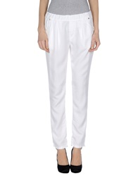Kocca Casual Pants White