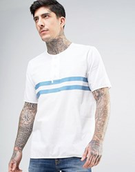 Ymc Short Sleeve Surf Shirt White