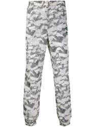 Off White Arrows Pattern Track Pants 60