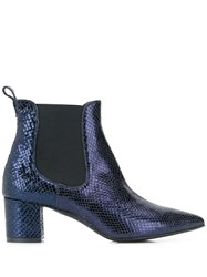 Albano Side Panel Boots Blue