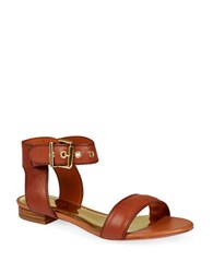 Ted Baker Leeban Flat Sandals Tan