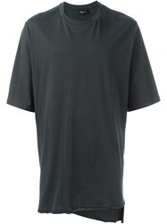 3.1 Phillip Lim Dolman Sleeve T Shirt Grey