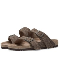 Rick Owens X Birkenstock Arizona Brown