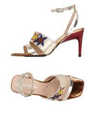 Paul Smith Ps By Sandals Platinum