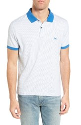 Rodd And Gunn Men's Fox Glacier Sports Fit Knit Polo