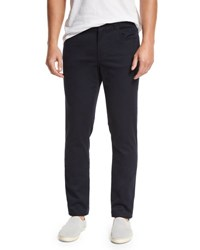 Vince Twill Chino Pants Black