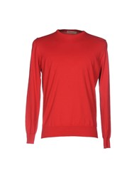 Stell Bayrem Sweaters Red