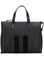 Bally Classic Briefcase Black