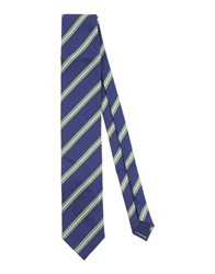 Pal Zileri Accessories Ties Men Dark Blue