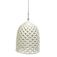 Pols Potten Woven Hanging Lamp Large