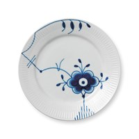 Royal Copenhagen Blue Fluted Mega Plate 19Cm