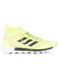 buy online 2a6c5 d2d98 Gosha Rubchinskiy X Adidas Copa Primeknit Sneaker Yellow And Orange